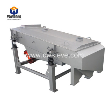 Collagen Drink Linear Vibrating Screen Machine